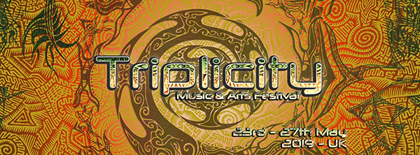Triplicity Music & Arts Festival 2019 -The Normaloid  Limited Phase 1 Tickets