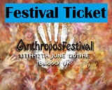 Anthropos Festival Single Ticket