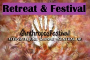 Anthropos Retreat + Anthropos Festival<BR>Early Bird  Ticket (12 days)