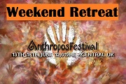Anthropos Retreat  (Weekend Only)