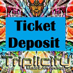Triplicity Music & Arts Festival 2019  Deposit Scheme for The Normaloid Limited Phase 1 Tickets  Balance to be paid at Festival Gate box office. Read  Terms